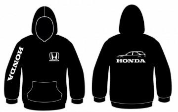 Sweatshirt para Honda Civic Aerodeck