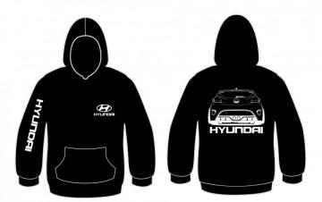 Sweatshirt para hyundai veloster