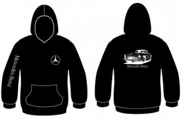 Sweatshirt para Mercedes 300 SL
