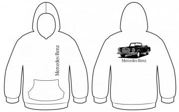 Sweatshirt para Mercedes - Benz 230SL