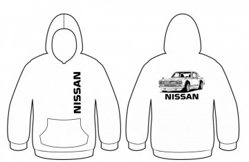 Sweatshirt para Nissan GTR Hakosuka