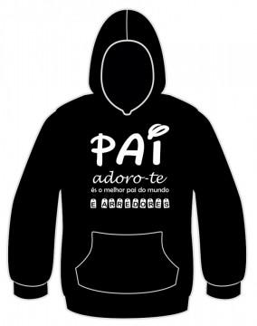 Sweatshirt para Pai Adoro-te