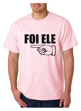 T-shirt  - Foi Ele