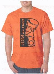 T-shirt  - JDM AS FUCK