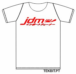 T-shirt  - JDM Fanatics