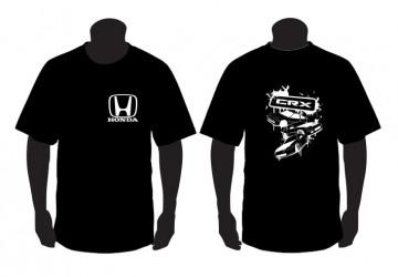 T-shirt para All Honda CRX