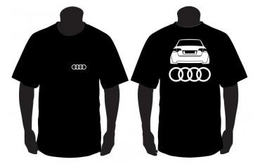 T-shirt para Audi A4 B7