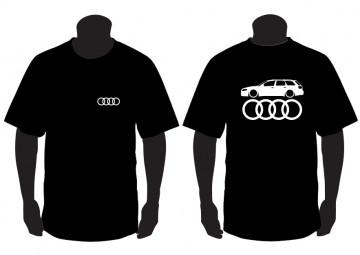 T-shirt para Audi RS4