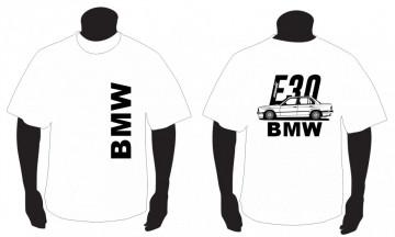 T-shirt para BMW E30