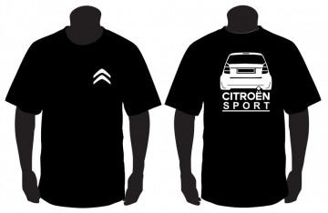 T-shirt  para Citroen C2