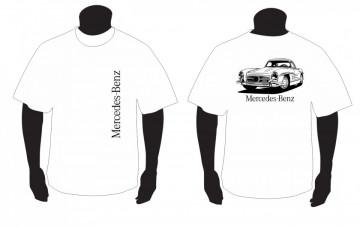 T-shirt para Mercedes - Benz 300SL