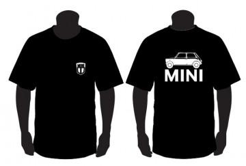 T-shirt  para Mini Clubman 1975