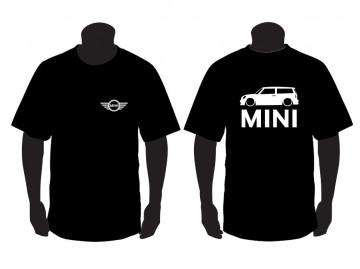 T-shirt para Mini Clubman R55