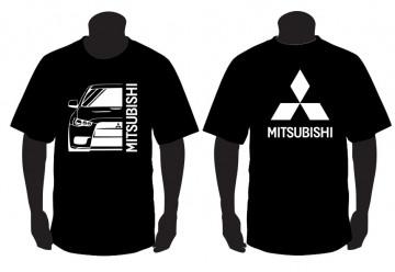 T-shirt para Mitsubishi Lancer Evo 7