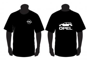 T-shirt para Opel Astra H Station