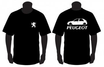 T-shirt para Peugeot 306 5P
