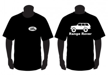 T-shirt  para  Range Rover