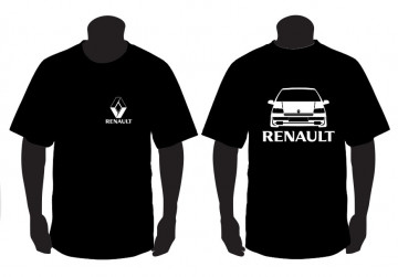 T-shirt para Renault Clio MK1 fase 1