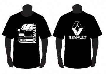 T-shirt para Renault williams