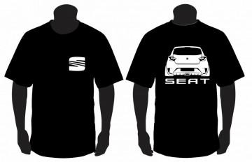 T-shirt para Seat Ibiza 6J Bocanegra