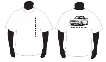 T-shirt para Volkswagen golf 1 cabrio