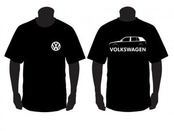 T-shirt para Volkswagen Golf Mk3 5 portas