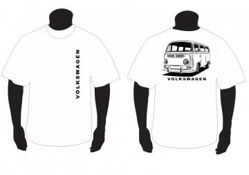 T-shirt para Volkswagens kombi Van