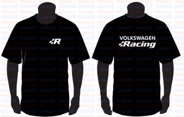 T-shirt  para VW Racing