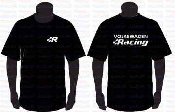 T-shirt  para VW Racing