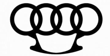 Autocolante - AUDI Knuckles