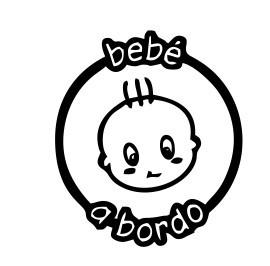 Autocolante - Bebé a Bordo 11