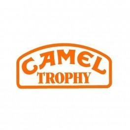 Autocolante- Camel Trophy