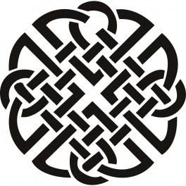 Autocolante - Celtic 1