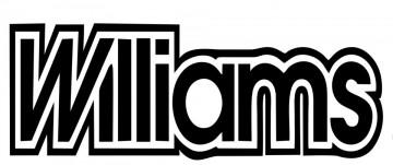 Autocolante com Williams