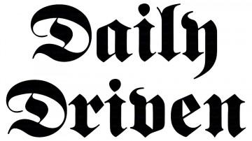 Autocolante - Daily Driben