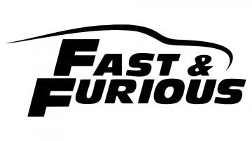Autocolante - Fast & Furious