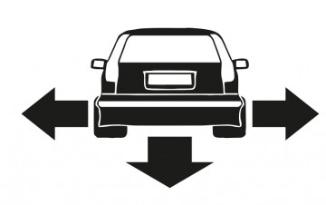 Autocolante - Fiat Punto MK1