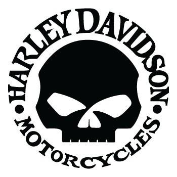 Autocolante - Harley Davdison