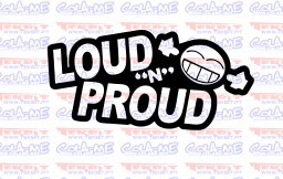 Autocolante - Loud N Proud