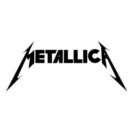 Autocolante Música - Metallica