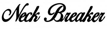 Autocolante  - Neck Breaker