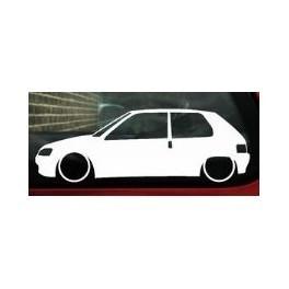 Autocolante - Peugeot 106
