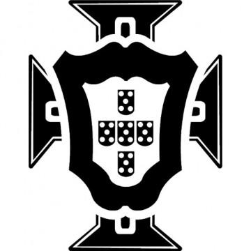 Autocolante - Portugal - Federação Portuguesa de Futebol