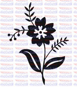Autocolante - Ramo de Flores