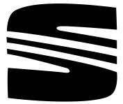 Autocolante - Simbolo Seat