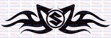 Autocolante - Suzuki Tribal