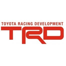 Autocolante - TRD - Toyota Racing Development