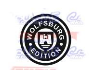 Autocolante - Wolfburg Edtion