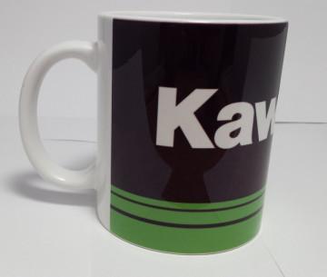 Caneca com Kawasaki
