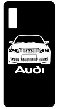 Capa de telemóvel com Audi A4 b6 frente